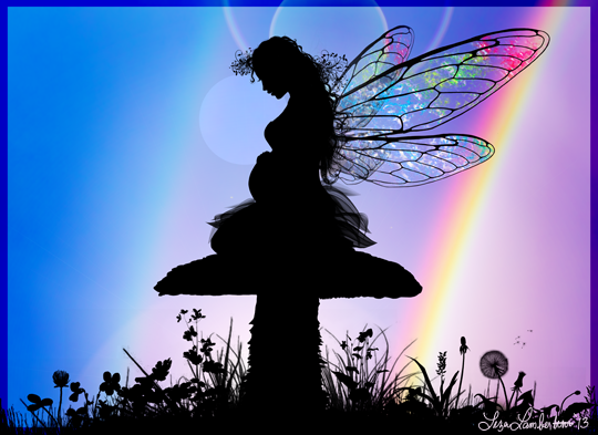 pregnant fairy